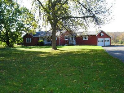 Livingston County Single Family Home A-Active: 4372 Country Club Road