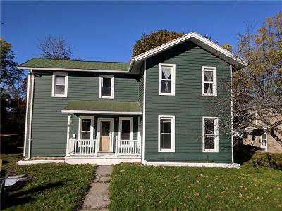 Livonia Single Family Home A-Active: 17 Linden Street