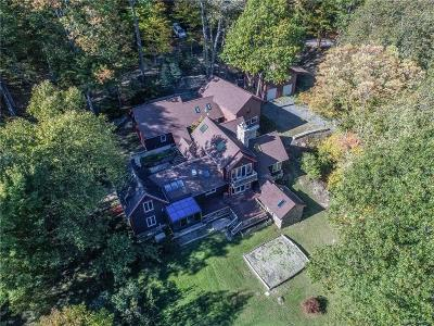 Ontario County Single Family Home A-Active: 6393 Old Post Road