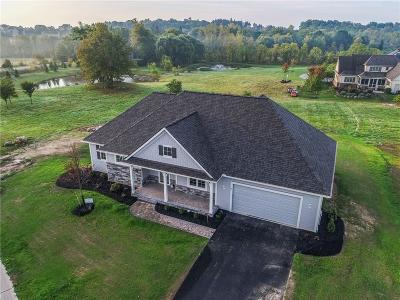 Pittsford Single Family Home A-Active: 7 Tor Hill