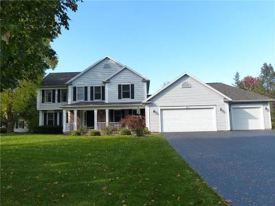 Pittsford Single Family Home A-Active: 25 Trotters Field Run
