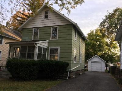Rochester Single Family Home A-Active: 21 Heather Street