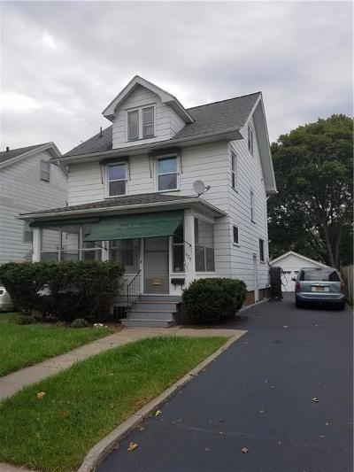 Rochester Single Family Home A-Active: 620 Woodbine Avenue