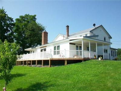Lyons Single Family Home A-Active: 3544 State Route 14