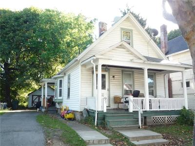 Rochester Single Family Home A-Active: 93 Parsells Avenue