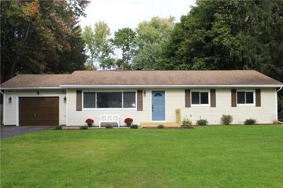Pittsford Single Family Home A-Active: 4 Butternut Drive