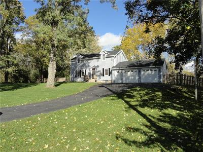 Canandaigua, Canandaigua-city, Canandaigua-town Single Family Home A-Active: 4590 Allen Road