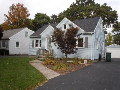 Rochester Single Family Home A-Active: 406 Winchester Street