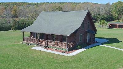 Steuben County Single Family Home A-Active: 7559 Aulls Rd