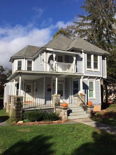 Multi Family 2-4 A-Active: 121 Madison Street