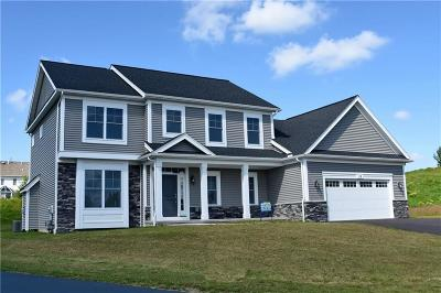 Penfield Single Family Home A-Active: 18 Fox Hunt Circle