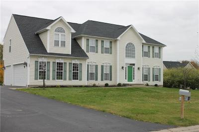 Penfield Single Family Home A-Active: 182 Millford Crossing