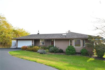 Ontario County Single Family Home A-Active: 4553 West Lake Rd Road
