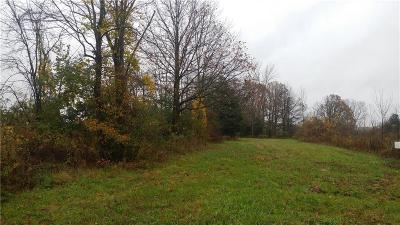 Rush Residential Lots & Land A-Active: 550 Fishell Road