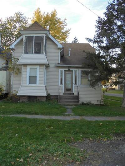 Waterloo NY Multi Family 2-4 A-Active: $57,900