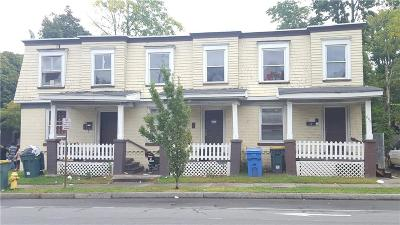 Rochester Multi Family 5+ A-Active: 600 Dewey Avenue