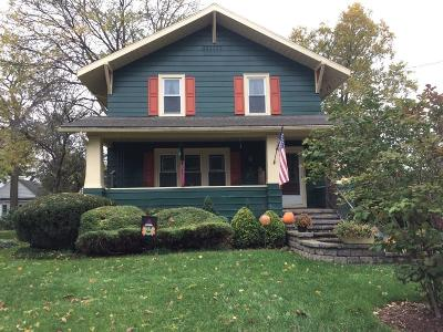 Geneva-City NY Single Family Home A-Active: $187,500