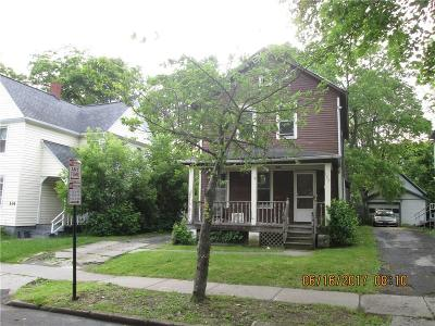 Rochester Single Family Home A-Active: 120 Post Avenue