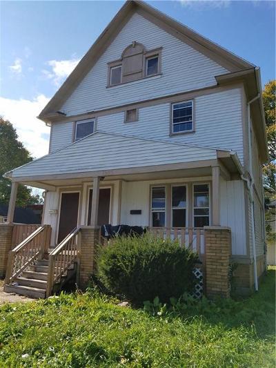 Rochester Multi Family 2-4 A-Active: 1343 North Clinton Avenue