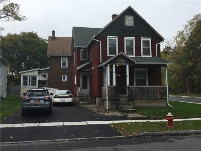Geneva-City NY Single Family Home A-Active: $60,000