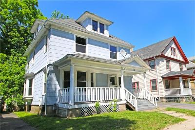 Rochester Single Family Home A-Active: 35 Cutler Street