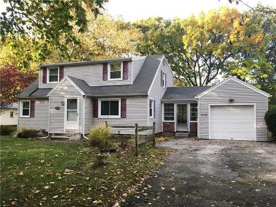 Webster NY Single Family Home A-Active: $119,900