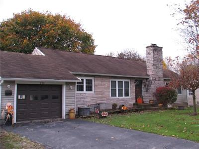 Single Family Home A-Active: 785 Blue Cut Road