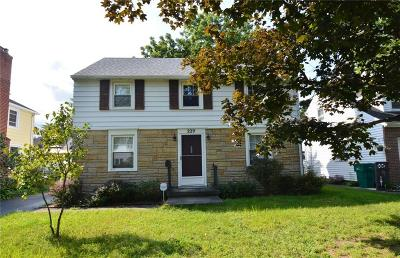 Monroe County Single Family Home A-Active: 229 Scholfield Road