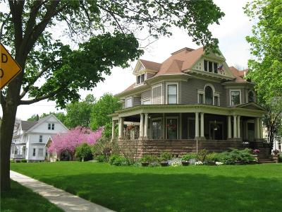 Canandaigua-City Single Family Home A-Active: 240 North Main Street