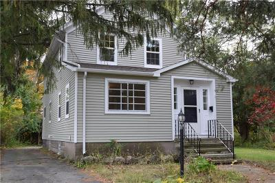 Rochester Single Family Home A-Active: 3862 Lake Avenue