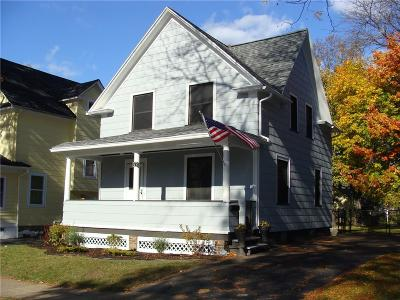 Rochester Single Family Home A-Active: 72 Britton Road