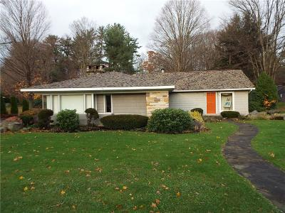 Single Family Home A-Active: 940 Portville Olean Road