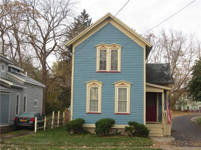 Batavia-City NY Single Family Home A-Active: $58,000