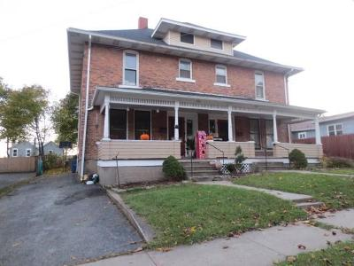Multi Family 2-4 A-Active: 126 - 128 West Sherman Avenue