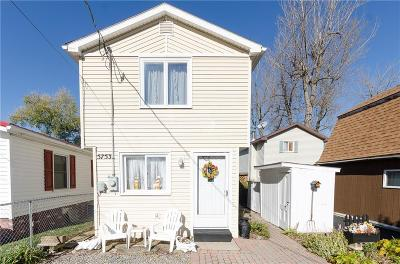 Single Family Home A-Active: 5753 Mariners Drive