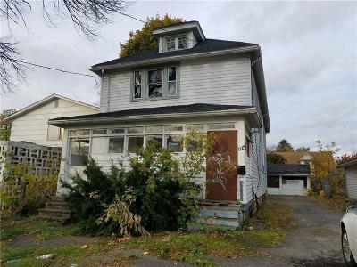 Rochester Multi Family 2-4 A-Active: 1223 Hudson Avenue