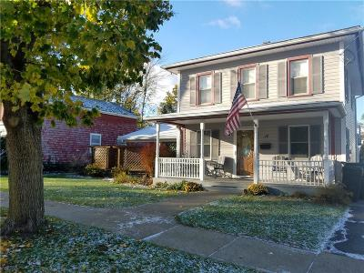 Single Family Home A-Active: 14 Jefferson Street