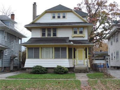 Rochester Single Family Home A-Active: 175 Genesee Park Boulevard