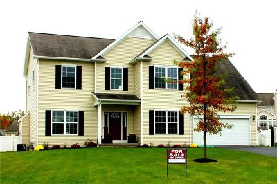 Single Family Home A-Active: 5221 Pond View Way