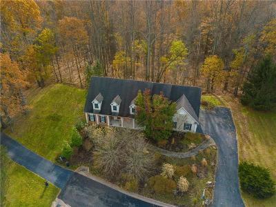 Pittsford Single Family Home A-Active: 7851 Royal Woods