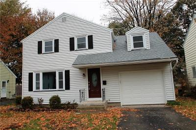 Irondequoit Single Family Home A-Active: 92 Aragon Avenue