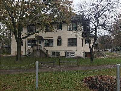 Rochester Multi Family 5+ A-Active: 301 Wellington Avenue