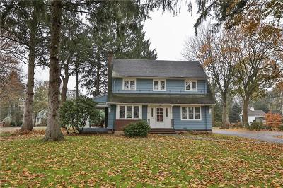Penfield Single Family Home A-Active: 1021 Penfield Road