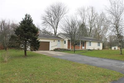 Stafford Single Family Home A-Active: 6412 East Bethany Leroy Road