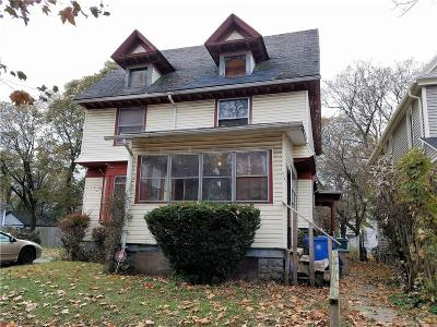 Rochester Single Family Home A-Active: 213 Kenwood Avenue