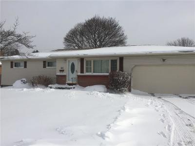 Irondequoit Single Family Home A-Active: 360 Ellinwood Drive