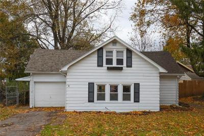 Irondequoit Single Family Home A-Active: 37 Woodrow Avenue