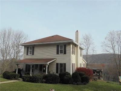 Prattsburgh NY Single Family Home A-Active: $159,900