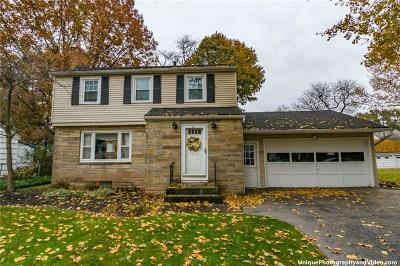 Irondequoit Single Family Home A-Active: 122 Chadwell Road