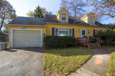 Irondequoit Single Family Home A-Active: 127 Fairlea Drive